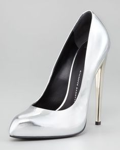 Giuseppe Zanotti Mirror Patent Leather Pump [GZpumps] - $219.00 : Discounted Christian Louboutin,Jimmy Choo,Valentino Shoes Online store