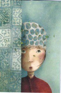 Rebecca Dautremer - i love her flawless illustrations!!!!