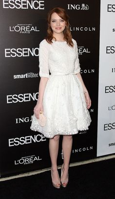 And she looks fucking fantastic in it. | 31 Photos That Prove Emma Stone Is The Most Stylish Person On Earth