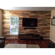 River Planks - Timberchic - Easy to use peel and stick wood planks to update your home Easy Home Decor, Cheap Home Decor, Home Renovation, Home Remodeling, Peel And Stick Wood, Wood Interior Design, Simple Interior, Home Projects, Home Furniture