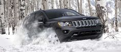 2016 Jeep Compass – Powerful and Capable