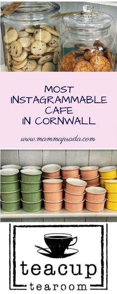 instagrammable cafe in cornwall