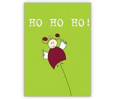 Baby Weihnachtsengel: Ho Ho Ho - http://www.1agrusskarten.de/shop/baby-weihnachtsengel-ho-ho-ho/    00012_0_1640, 24.12., Christfest, Comic, Engel, Helga Bühler, weihnachtlich, Weihnachtsengel, Weihnachtsfest, Weihnachtskarten, Xmas00012_0_1640, 24.12., Christfest, Comic, Engel, Helga Bühler, weihnachtlich, Weihnachtsengel, Weihnachtsfest, Weihnachtskarten, Xmas
