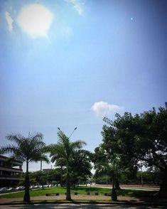 Mañana soleada en La Sucursal del Cielo #Cali con 29ºC a las 10:30 am. . #CaliEsNaturaleza #sol #sunny #CaliAPie #cielo #azul #blue #sky #summer #clouds #iPhonePhotography