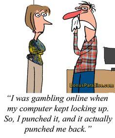 19 best gambling cartoons images on pinterest