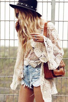 52. ➳➳➳☮ American Hippie Bohemian Boho Feathers Gypsy Spirit Style ~