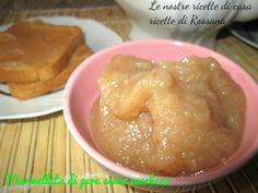 Marmellata di pere senza zucchero