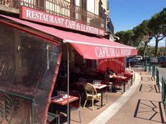 Lunch at Cafe de la Fontaine in La Turbie great stopover along Grande Corniche road http://www.hostelleriejerome.com/FR/cafe_fontaine/cafe.html… #France
