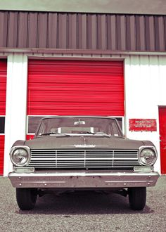 Chevy II love