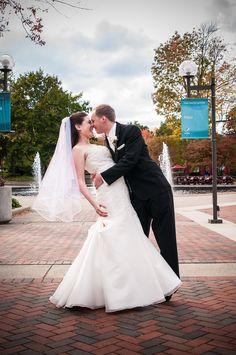 Fraze Pavilion Wedding Photography Ideas