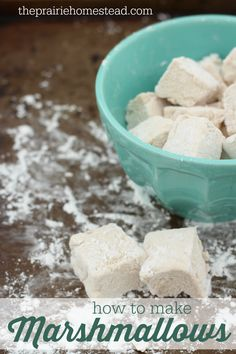 naturally sweetened marshmallow recipe made with maple syrup. Campfire approved!