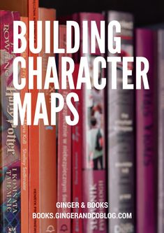 Building Character Maps