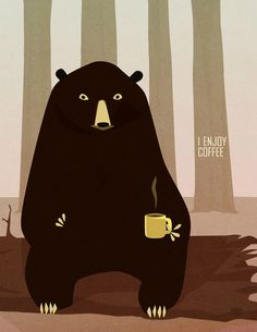 By Rogan Josh - I am also a bear first thing in the morning