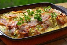 13 cukkinis egytálétel, amit te is azonnal el akarsz készíteni! My Recipes, Chicken Recipes, Cooking Recipes, Hungarian Recipes, Diy Food, Main Dishes, Paleo, Food And Drink, Appetizers