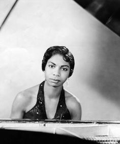 It is hard to point to a more versatile female vocalist than Nina Simone, whose vast repertoire effortlessly moved from pop and folk/singer-songwriter traditions, via blues and soul to jazz… Nina Simone, Stoner Rock, Lewis Carroll, Good Music, My Music, Mississippi, Hard Rock, Divas, Wild Is The Wind
