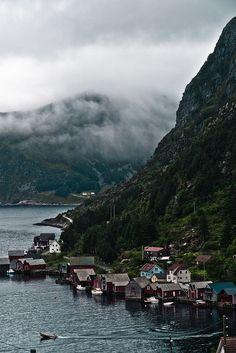 de la hermosa Noruega nos llega esta hermosisima imagen todo un espectaculo(Norway).jluis