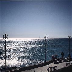 Borgio Verezzi. Liguria. Summer day.