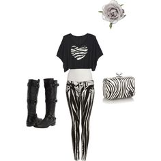 """Zanna"" created by #randomowl, #polyvore #fashion #style Juicy Couture Stuart Weitzman Star by Julien Macdonald #Monsoon"