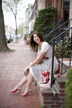 Verna Midi Dress #Anthropologie #MyAnthroPhoto