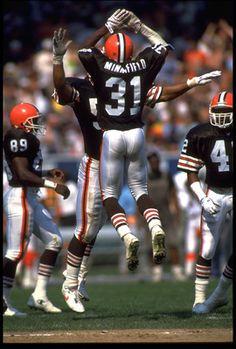 Frank Minnifield, Cleveland #Browns #nfl #TecmoSuperBowl #football