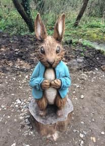 Launching the Peter Rabbit™ Woodland Trail | Essex Wildlife Trust