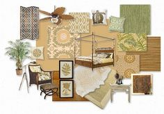 J'adore Decor: Putting together a British Colonial West Indies Style room