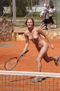 Nude In Public  C B Nice Shot Sport Nu Figure Reference Naturist Teen Sports Women