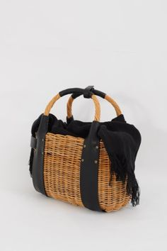 Japanese basket -kago bag. ~lisa もっと見る