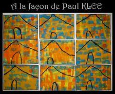 Le Journal de Chrys: Paul KLEE en maternelle