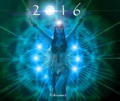 ✣ 2016 – A Year of Discovering the Inner Truth ✣  You have arrived at a year of direct guidance from spirit. More and more channels delivering messages are opening up. The partnership of the trained hearts with spirit will manifest in new and unusual understandings about the nature of reality and the nature of humanity.  Art © Ellen Vaman www.facebook.com/ellen.vaman1 1183 #EllenLoveVaman #DigitalArt #Goddess #SacredGeometry #FlowerOfLife #One #Spirituality #Love #Pinterest #2016 #NewYear