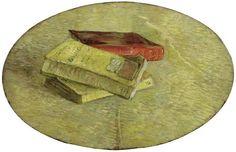 Os 3 romances de Van Gogh