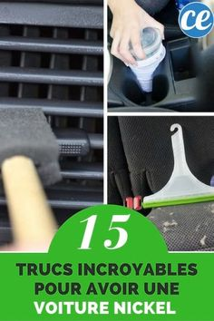 15 Trucs Incroyables Pour Que Votre Voiture Sale Soit Comme Neuve ! Medical Technology, Energy Technology, Pt Cruiser Accessories, Best Carpet Stain Remover, Cleaning Headlights On Car, Funny Tips, Homemade Slime, Car Cleaning Hacks, Clean Your Car