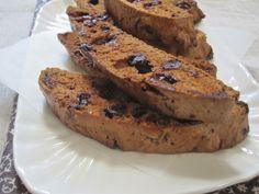 cantucci cioccolato e mirtilli. ricetta facile per biscotti buonissimi