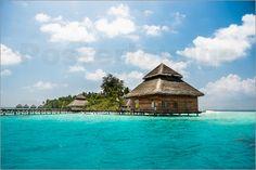 Hannes Cmarits - Rannalhi - Malediven