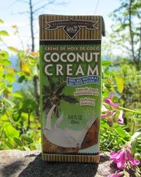 Coconut Cream, 250 ml pack