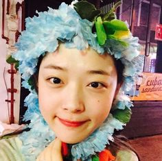 Sulli Choi, Choi Jin, Small Flowers, Pretty Flowers, Pear Blossom, Anime Expressions, How Big Is Baby, Sully, I Love Girls