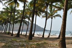 View of a the beautiful private beach at Krishnali/ Krushnali resort at Bhandarpue.