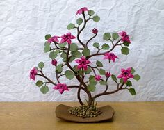 "Planta floral ""Beleza Púrpura"""