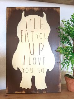 Rustic Wood Sign  Kid's Bedroom Decor  Where by RiOakWesternDesign