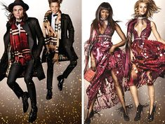 Burberry Christmas Campaign