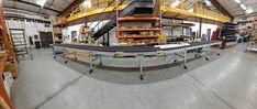 Conveyor System, Ship, Building, Buildings, Ships, Construction