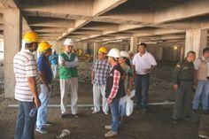 Noticias de Cúcuta: EN LOTE ALEDAÑO AL PARQUE CUCUTA 300 AÑOS SE CONST...