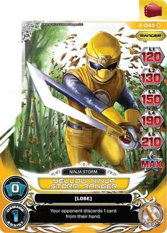 Henshin Grid: Guardians of Justice Power Rangers Action Card Game Cards So Far Power Rangers Ninja Storm, Power Rangers In Space, Go Go Power Rangers, Storm Comic, Action Cards, American Series, Card Games, Game Cards, Green Arrow