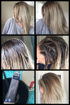 Wella Koleston 0/81 toner blonde hair ash blonde
