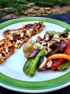 SCB Blackened Haddock Low Carb Recipes, Vegetarian Recipes, Cooking Recipes, Healthy Recipes, Healthy Food, I Love Food, Good Food, Yummy Food, Haddock Recipes