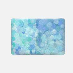 Pastel Paint Swirls (sleeve) - Macbook Snap Case