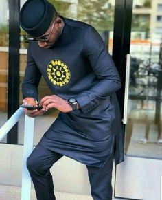 African dashiki, African wedding suit, African men's clothing, African attire, African groom suit.