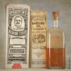 Image result for vintage medicines