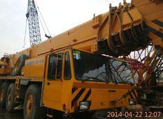Used Demag AC435 150t Mobile Truck Crane Original from Germany (AC435) - China Original Used Truck Crane;Hydraulic Truck Crane;Used Origi...