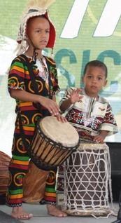 African crafts for children: learn about native african tribes and africa culture